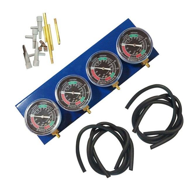 Kelkong Motorcycle Fuel wakuometr gaźnik synchronizator narzędzie Carb 1/2/4-Cylinder Sync części zamienne części do silnika