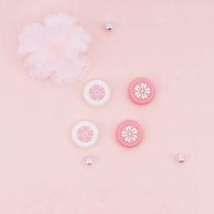 Image 4 - Cat Paw Sakura Joystick Cover Thumb Stick Grip Cap For Sony Playstation Dualshock 4/3 PS4/PS3/Xbox 360/Switch Pro Controller