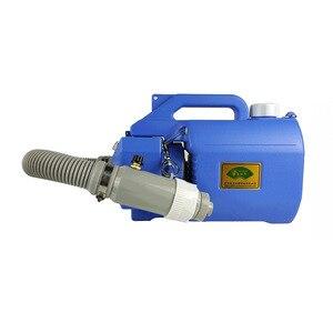 Image 2 - PULVERIZADOR ULV eléctrico portátil de 110V/220V, máquina de nebulización de mosquitos, nebulizador de capacidad Ultra baja inteligente con CE para plagas de Mosquitos