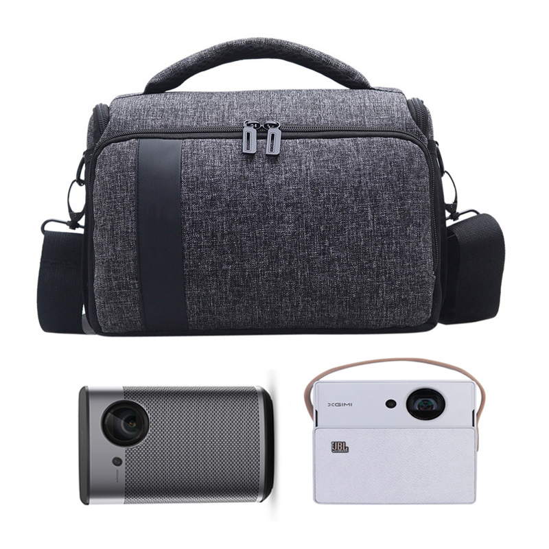 Shockproof Portable Projector Bag Case for XGIMI Halo Mini Mogo pro CC KK G02V G03V Play xiaomi mini Aurora Projecter pouch