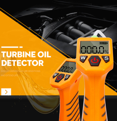 OBD2 automotive Car Engine Oil Brake tester For Auto Check Oil Quality Detector With LED Display Gas Analyzer Car Testing Tools