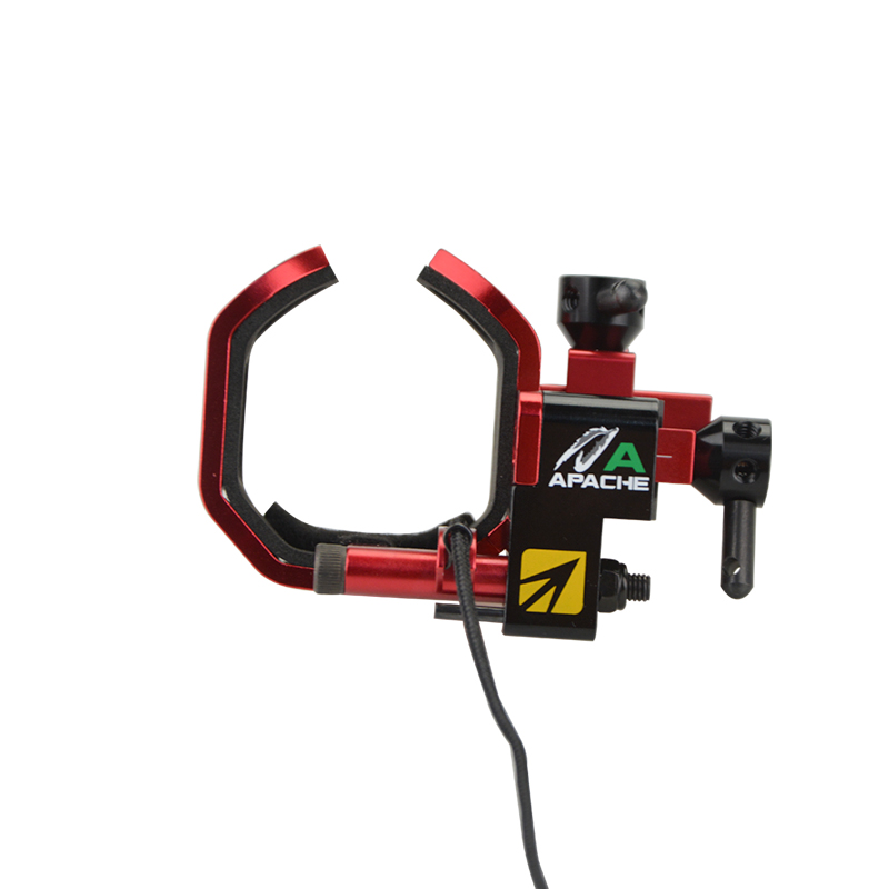 Tir à l'arc d'apache Drop Away flèche repos Micro réglable pour arc composé chasse tir accessoires de haute qualité - 5