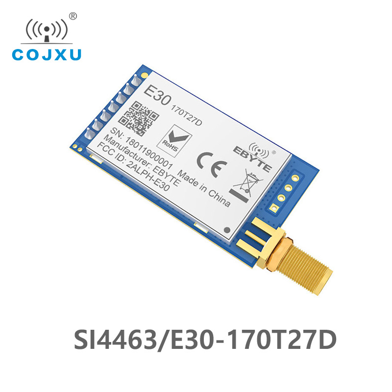 500mW Long Range TCXO 170MHz Rf Ebyte E30-170T27D Receiver Module IoT Serial Port Transmitter And Receiver