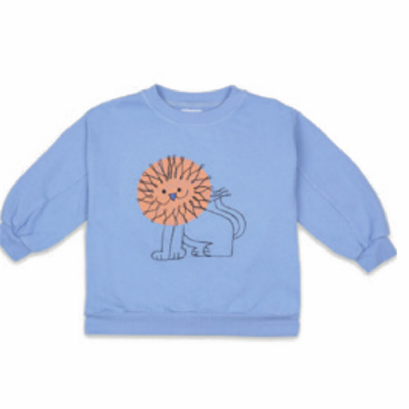 Pre-sale 2021 BC spring and summer new European and American children's t-shirts for boys and girls top 5
