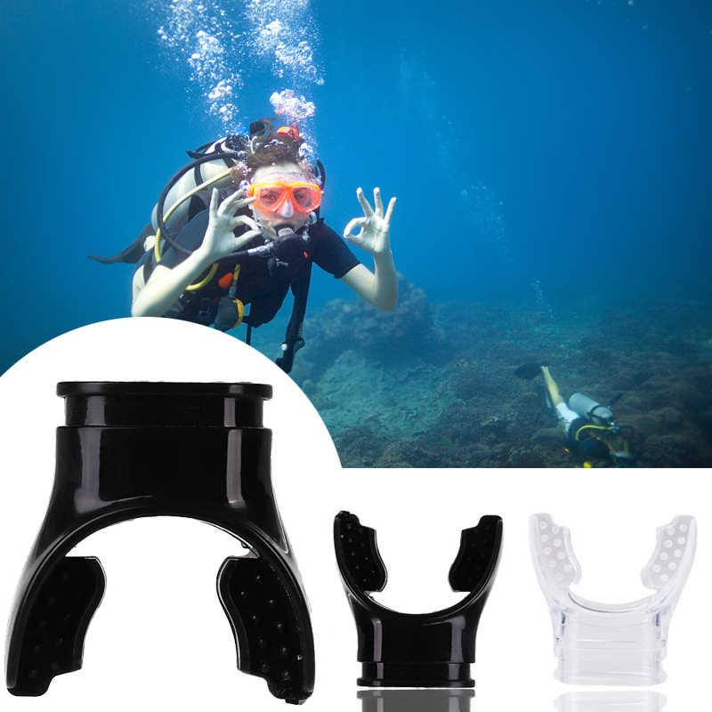 Ağızlık Tüplü Silikon Dalış Açılı Su Sporları yüzme gözlükleri Anti-sis Maskesi şnorkel seti Maskeleri