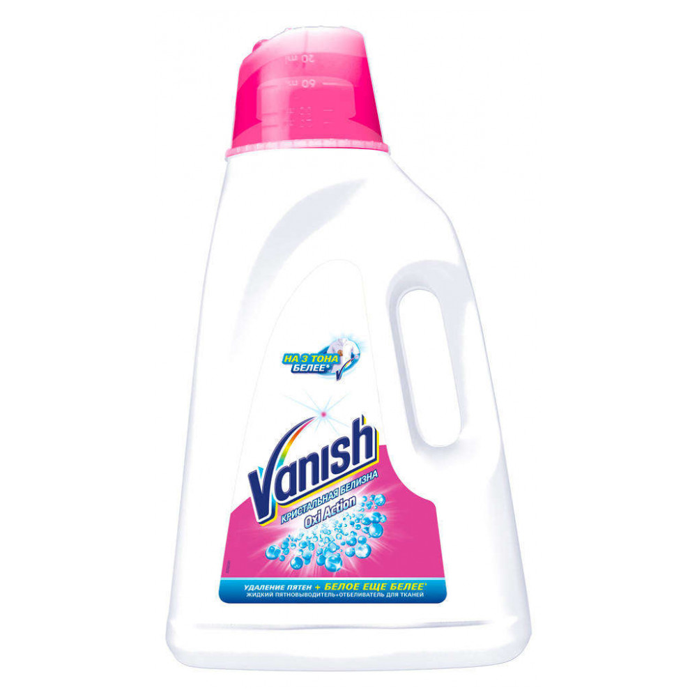 Home & Garden Household Merchandises Cleaning Chemicals Laundry Bleach Vanish 534386
