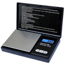 Pocket-Scale Weighing Jewellery-Gram Digital Mini Portable XI