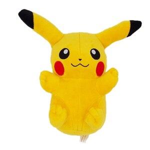 18 Styles TAKARA TOMY Pokemon Original Pikachu Squirtle Stuffed Hobby Anime Plush Doll Toys For Children Christmas Event Gift