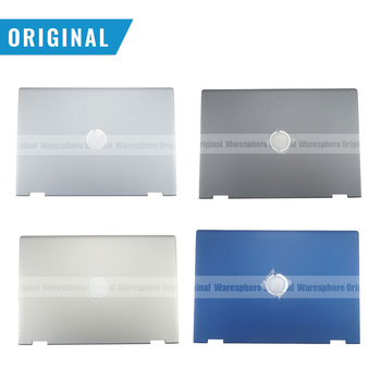 New Original LCD Back Cover for  HP Pavilion X360 14-CD 14-cd005ns  L22250-001 L22287-001 L22210-001 L22239-001 Silver Golden for 100% new original pn 2015827 001 abdominal transducer belt for patient monitor new original