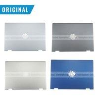 New Original LCD Back Cover para HP Pavilion X360 14-CD 14-cd005ns L22250-001 L22287-001 L22210-001 L22239-001 Prata Dourada