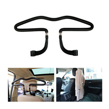 Car Seat Hangers Auto Seat Headrest Clothes Hanging Holder Stand Jackets Bags Coat Hangers Holder Hook Car Accessories tools