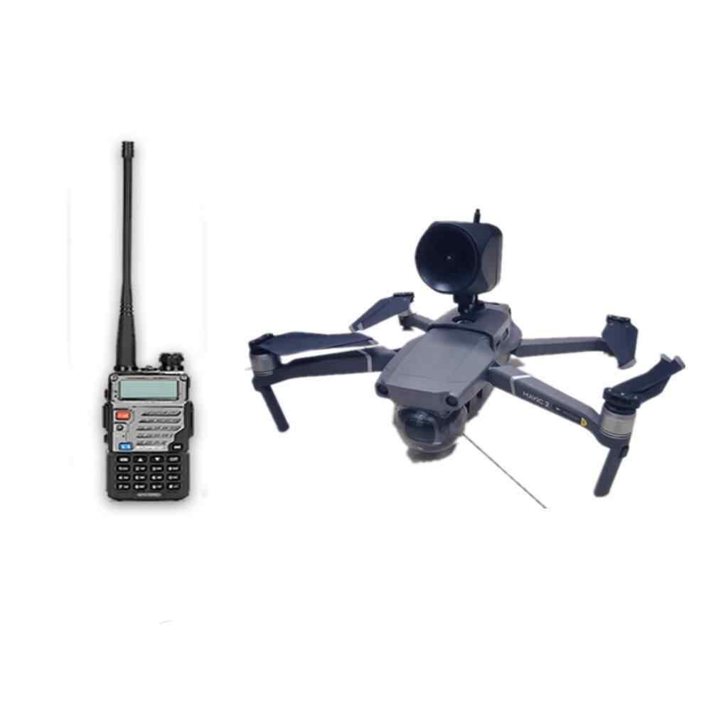 3 5km 105 Db Drone Wireless Speaker Megaphone For Dji Mavic Pro Mavic 2 Pro Drone Cables Aliexpress