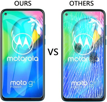 Перейти на Алиэкспресс и купить Закаленное стекло для Motorola Moto G8 Power Lite G 8, защитная пленка 9H, Защита экрана для Motorola Moto G8 Power