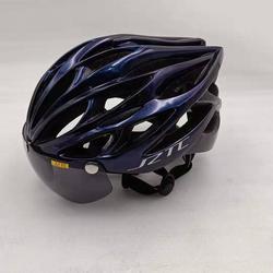 Najnowszy kameleon kolor Mountain Bike kaski rowerowe hełm ochronny zintegrowany otwór wentylacyjny Capacete Ciclismo MTB uwalnia statek