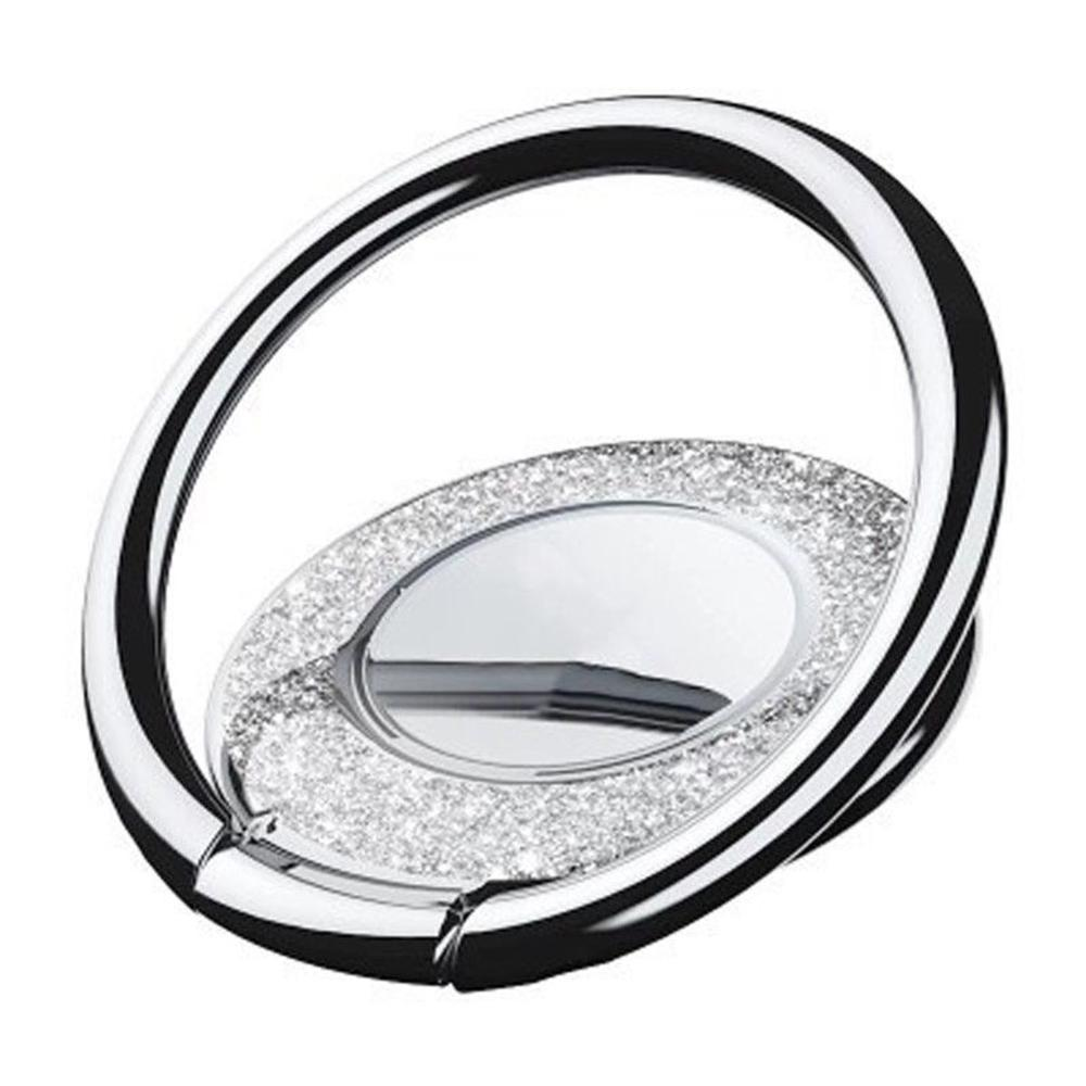 Magnetic Ultra-thin Tablets Shining Ring Holder Universal Reusable Stand Phone Accessories Finger Grip Zinc Alloy
