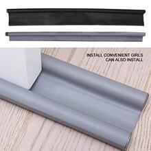 Door Under Bottom Seal Soundproof Foam Strip Door Blocker Stopper Doorstop 37.8