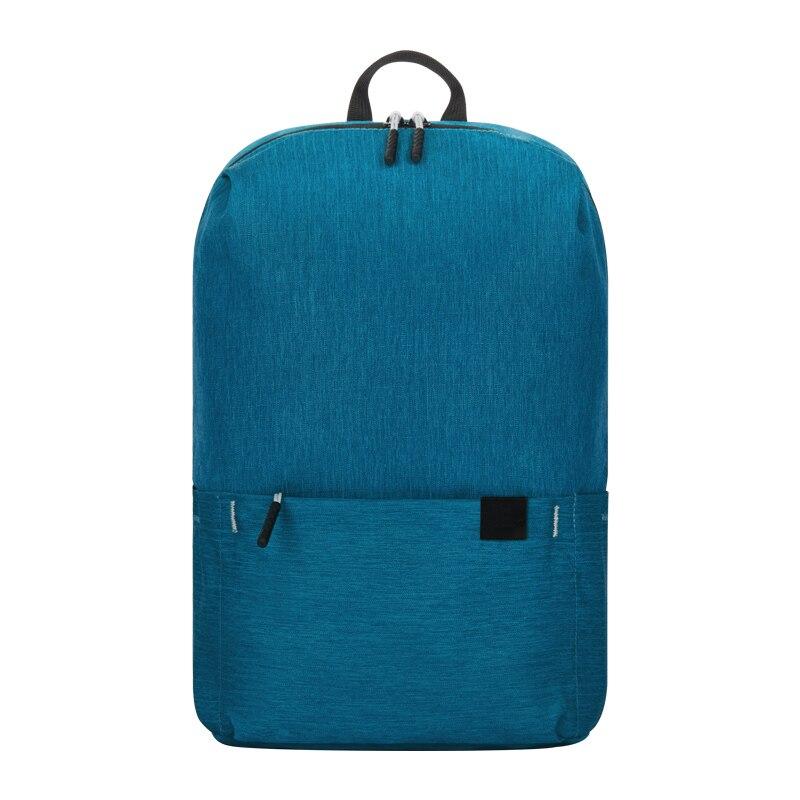 Женский рюкзак для путешествий, рюкзак через плечо, сумка для милой девушки, водонепроницаемые, мульти-карманные сумки, повседневная Студенческая спортивная сумка, рюкзак для ноутбука - Цвет: PCKG blue