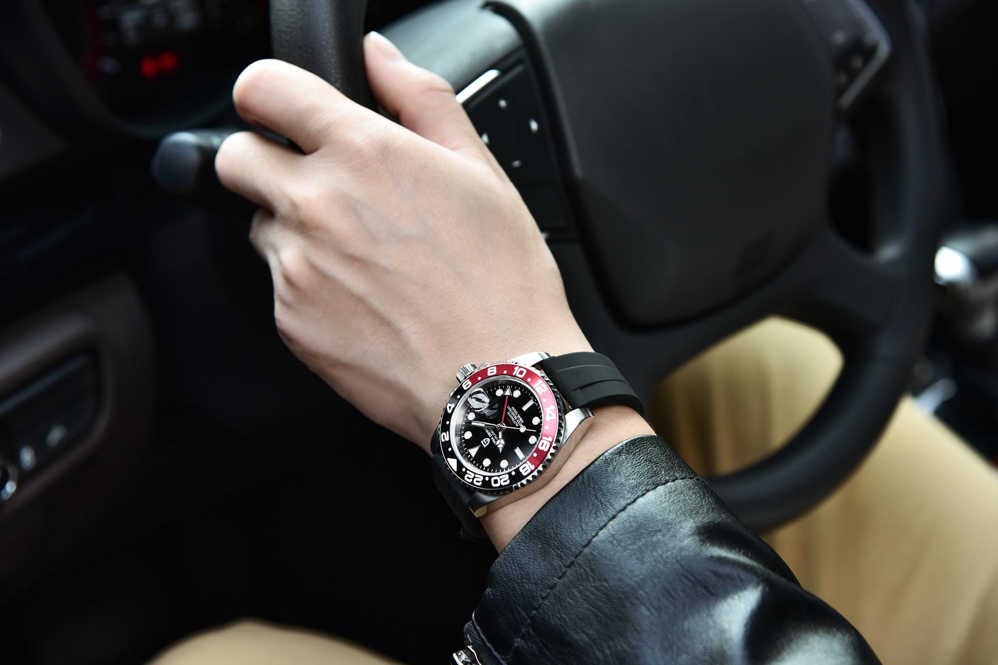 """Pagani Design PD-1662 GMT BLKRR """"Coke"""""""