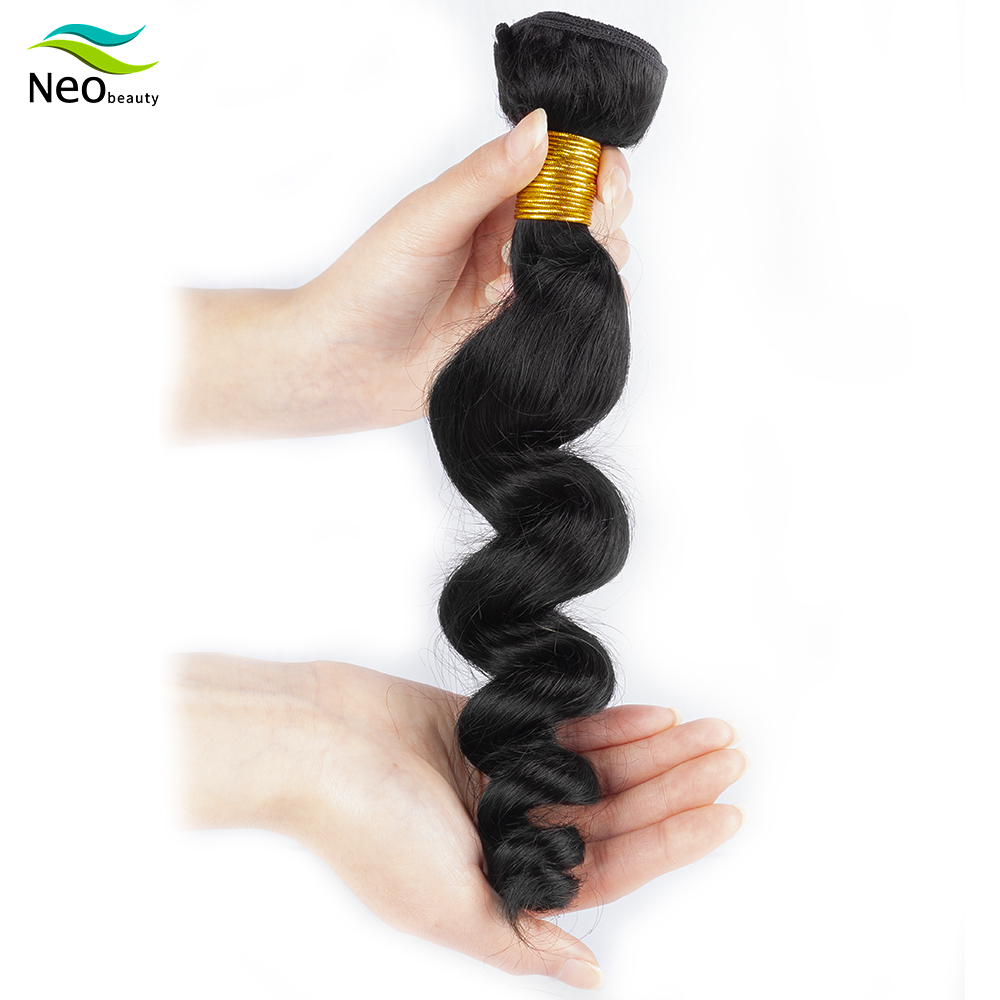 <font><b>10</b></font> <font><b>A</b></font> loose wave bundles neobeauty <font><b>hair</b></font> human <font><b>hair</b></font> remy <font><b>hair</b></font> for <font><b>hair</b></font> extension image