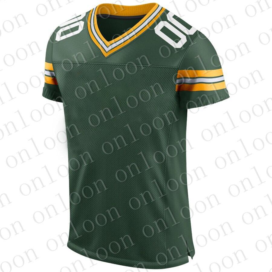 Color Mens New 2020 American Football Green Bay Sport Fans Wear Aaron Rodgers Brett Favre Davante Adams Reggie White Jerseys