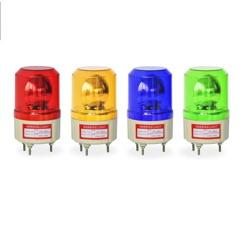 1W IP44 Universal12V 24V  220V GSM Alarm Light Automatic Garage Sliding / Swing Gate Opener Flashing Alarm Lamp Blinker Safety