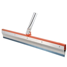 Stainless Steel Notched Squeegee Epoxy Cement Painting Coating Self Leveling Flooring Gear Rake Construction Tools Part