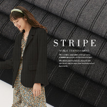 Suit Striped Fabric Trouser Twill Spinning Autumn And Winter Men's