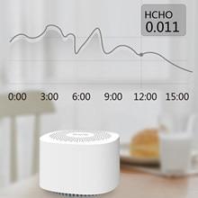 Digital detector de co2 monitor de qualidade do ar formaldeído tvoc medidor de dióxido carbono envenenamento interior formaldeído analisador ar
