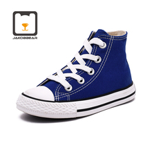 Niños zapatos de caballero para niñas varones niños zapatillas, botas blancas, negras, naranjas, rosas, rojas y azules