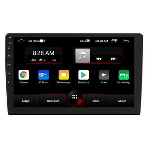 Double DIN Android 9.0 Car Ste