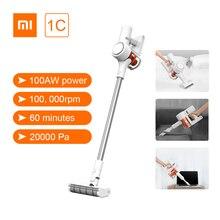 Xiaomi Mi Mijia Handheld Stofzuiger 1C Home Auto Huishouden Draadloze Vegen 20000Pa Cycloon Zuig Multifunctionele Borstel