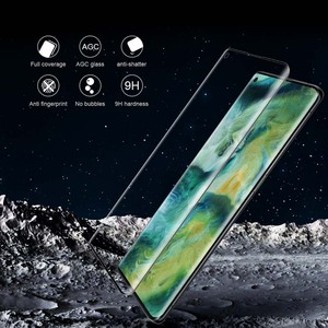 Image 3 - For OPPO Find X2 Tempered Glass NILLKIN 3D CP+MAX 3D Arc Edge Full Coverage 0.33 MM Screen Protector for OPPO Find X2 Pro Film