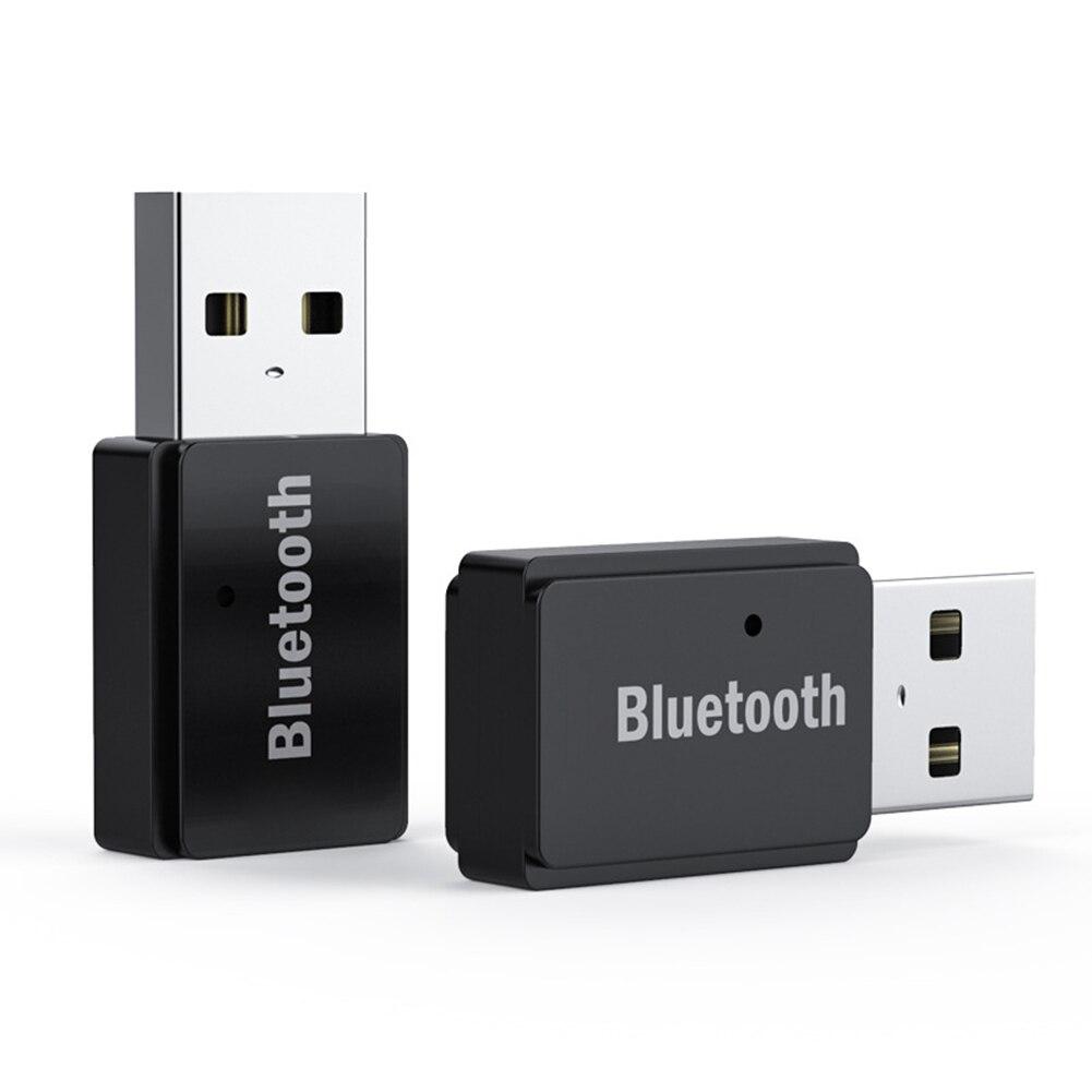 جهاز إرسال سمعي محول USB سماعة لاسلكية تعمل بالبلوتوث 5.0 ل Windows Linux PC الصوت تردد برغي محول موصل