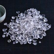 Painting Aquarium Garden Kitchen Decoration Gravel Halloween Family Home Natural Mix Quartz Crystal Stone 100g per bag