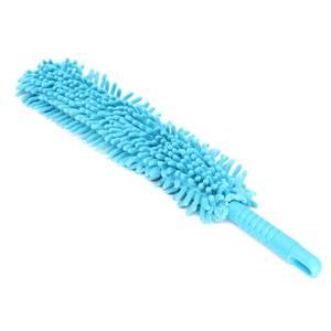 "Image 4 - 2pcs 16"" Car Flexible Extra Long Soft Microfiber Chenille Car Wheel Wash Brush Microfiber Noodle Chenille Wheel Cleaner"