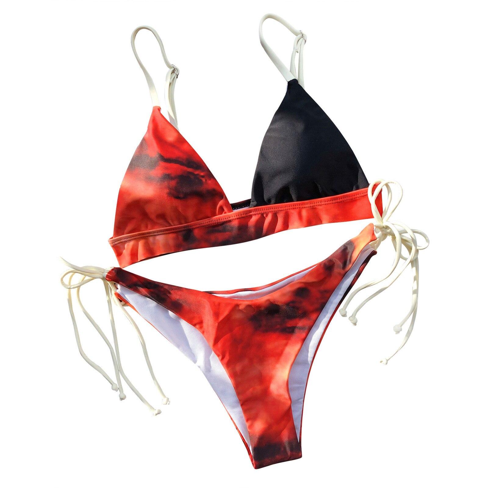 Bikini ensemble maillot de bain