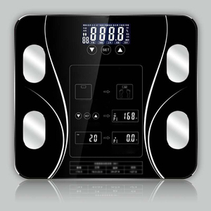 body Fat Scale BMI Scale Balance Household LED Digital Weighing Scale Smart Electronic Scale Bath Scales(China)