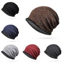 Спортивные колпачки для мужчин и женщин, зимняя теплая вязаная шапка, шапка с черепом для бега, бега, путешествий, велоспорта, кемпинга