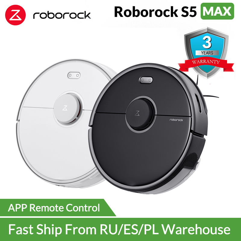 Roborock s50 s55 Robot Xiaomi Vacuum Cleaner 2 for Home MIJIA Smart Cleaning Wet Mop Mi Carpet Dust Automatic Sweeping Wireless(China)