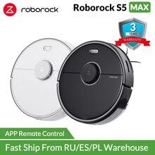 Roborock s50 s55 רובוט Xiaomi שואב אבק 2 עבור בית MIJIA חכם ניקוי רטוב לנגב Mi שטיח אבק אוטומטי גורף אלחוטי