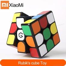 원래 Xiaomi Giiker 자기 큐브 M3 광장 스마트 큐브 App 원격 제어 휴대용 지적 개발 장난감 퍼즐 H20