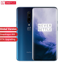 Global Version OnePlus 7 Pro GM1913 Mobile Phone Snapdragon 855 Octa Core 6.67 inch 48MP Triple Camera 4000mAh 4G LTE NFC Phone