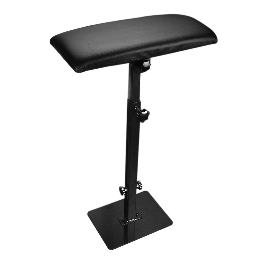 New Tattoo Accesories Bracket Diy Portable Adjustable Tattoo Armrest Heavy Duty Iron Professional Leg Arm Rest Stand Holder