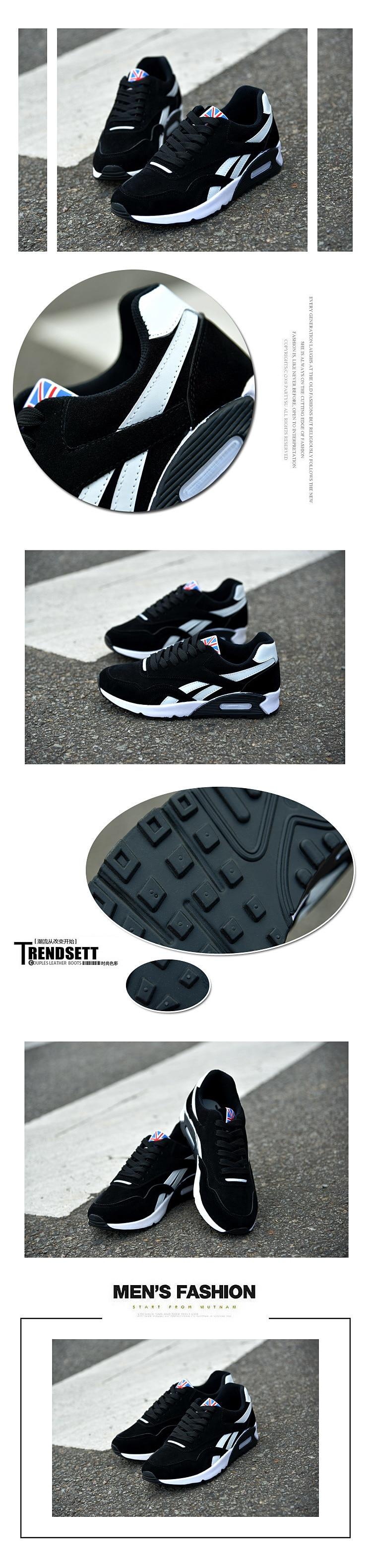 tênis de corrida para homens sapatos casuais