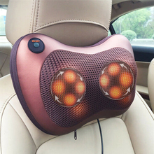 Neck Feet Leg Back Foot Massager Pillow Tools Healthcare Muscle Stimulato Neck Pain Relieving Device Stress Relief Relax Therapy therapy neck pillow hot jade electric body massage stress pain relief relax cushion for sale