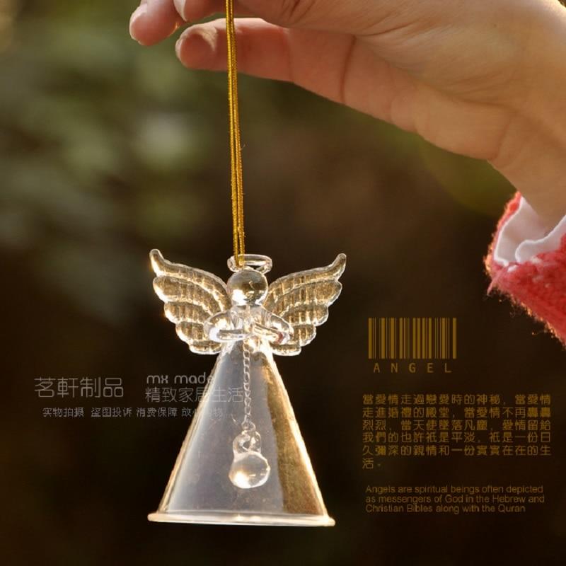 O. roselif orando anjo bênção feliz decoração de casamento suprimentos festa congelada decoração de casa casado claro vento carrilhão