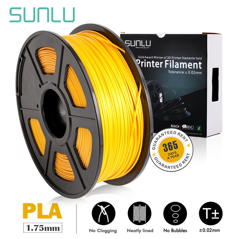 3D Printer Filament PLA/PLA PLUS 1.75mm 2.2 LBS 1KG Spool New Fast Ship  New 3D Printing Material For 3D Printers And 3D Pens