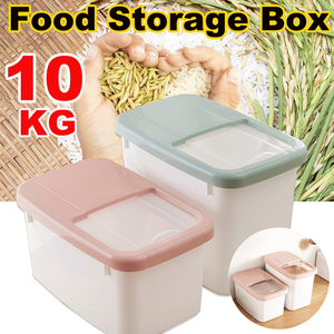 Food Storage Box 10KG PP Plast