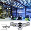 Водонепроницаемый деформируемый светильник E27 60 Вт Светодиодный светильник высокой интенсивности для гаража промышленный светильник боле...