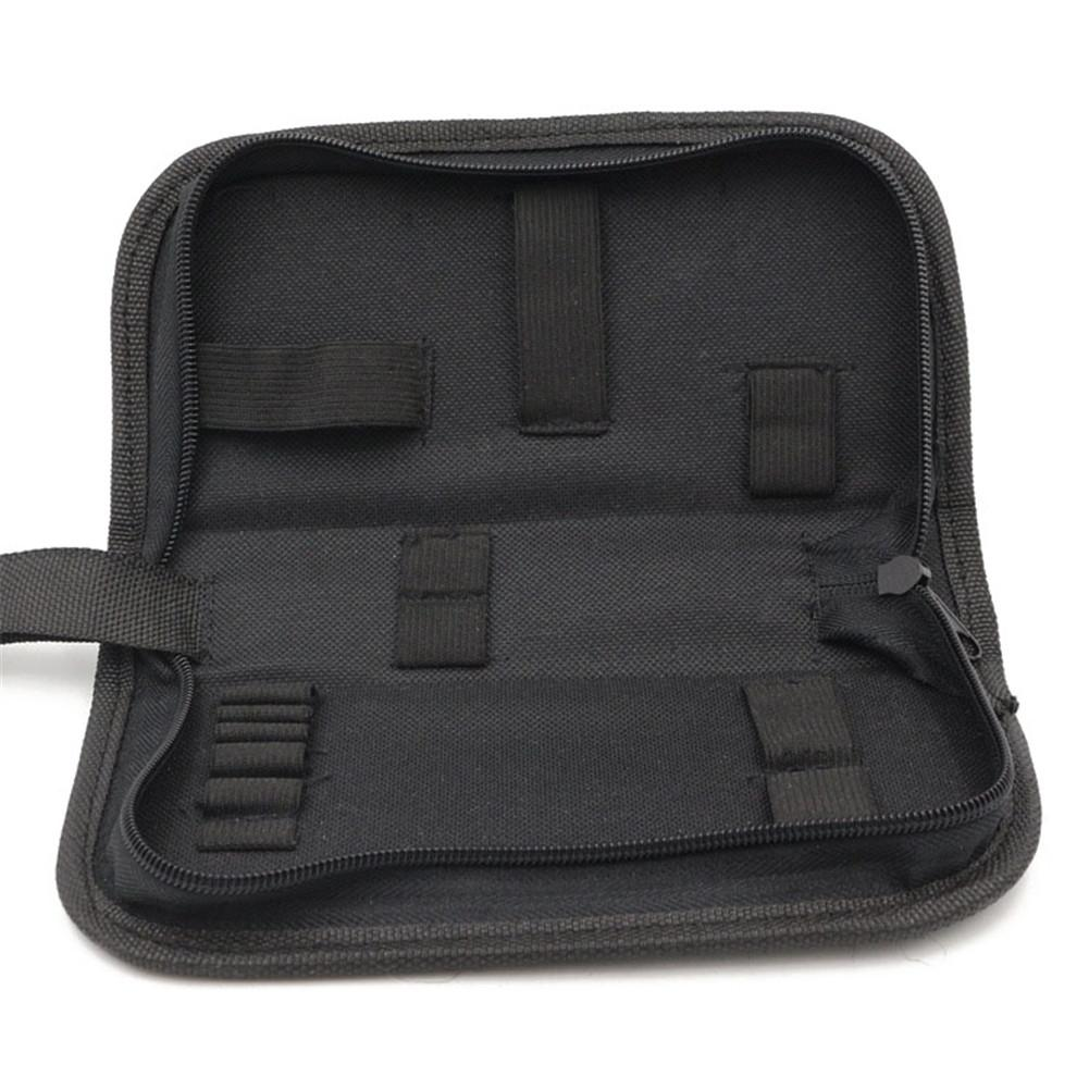 Oxford Cloth Toolkit Bag Screws Nuts Drill Hardware Car Repair Kit Handbag Utility Storage Tool Bags Pouch Case